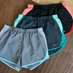 3 Nike Shorts